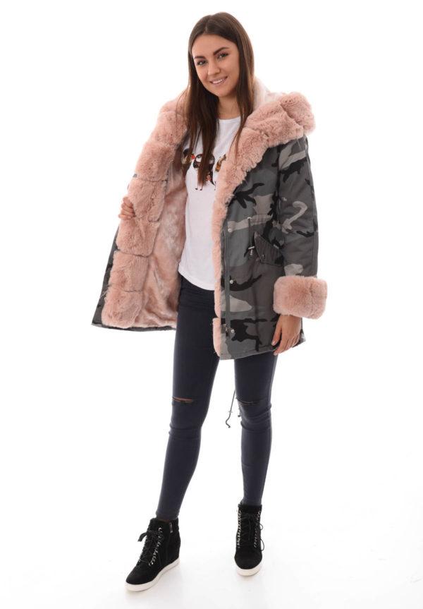 Damskie kurtki parki na zimę. Odzież sportowa czy elegancka?