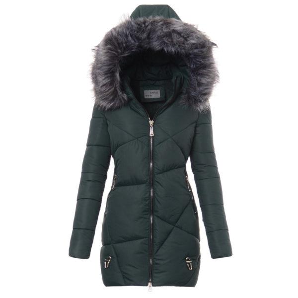 Jak perfekcyjnie dobrać zimową kurtkę puchową lub pikowaną do sylwetki?